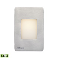 Alico Lighting Beacon Aluminum LED Recessed Step Light
