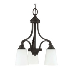Craftmade Lighting Grace Espresso Mini-Chandelier