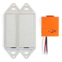 Wireless 3-Way Dimmer Kit White –Works Only with GoConex Genius Series