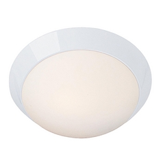 Access Lighting Cobalt White Flushmount Light