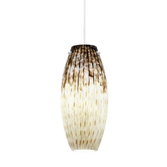 Art Glass Low Voltage Mini-Pendant Light