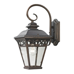 Cornerstone Lighting Mendham Hazelnut Bronze Outdoor Wall Light