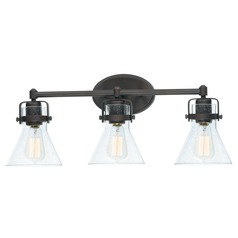 Maxim Lighting Seafarer Oil Rubbed Bronze Bathroom Light