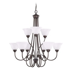 HomePlace Lighting Homeplace Bronze Chandelier