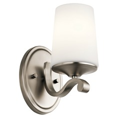 Kichler Lighting Versailles Antique Pewter Sconce