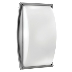 Hinkley Lighting Atlantis Titanium LED Outdoor Wall Light