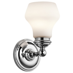 Kichler Lighting Currituck Chrome Sconce