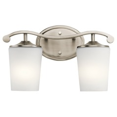 Kichler Lighting Versailles Antique Pewter Bathroom Light