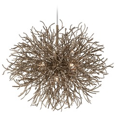 Troy Lighting Sierra Distressed Bronze Pendant Light
