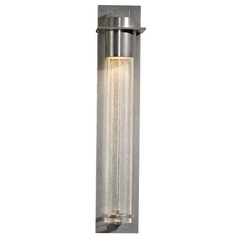 Hubbardton Forge Lighting Airis Vintage Platinum Sconce