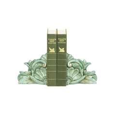 Decorative Architectural Bookend Set