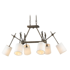 Currey and Company Lighting Cupertino Chandelier