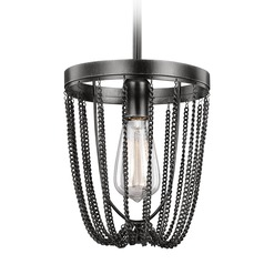 Sea Gull Lighting Kelvyn Park Stardust Mini-Pendant Light
