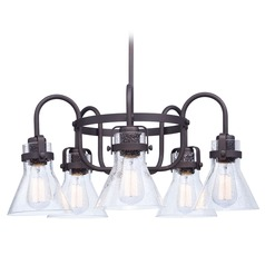Maxim Lighting Seafarer Oil Rubbed Bronze Chandelier