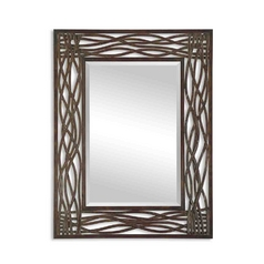 Rectangle 32-Inch Mirror