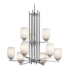 Kichler Lighting Eileen Chrome Chandelier