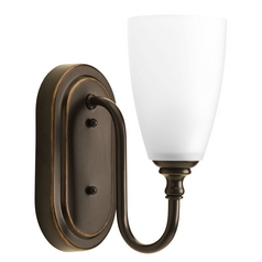 Progress Lighting Revive Antique Bronze Sconce