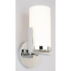 Lite Source Caesarea Chrome Sconce