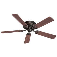 Quorum Lighting Medallion Patio Old World Ceiling Fan Without Light