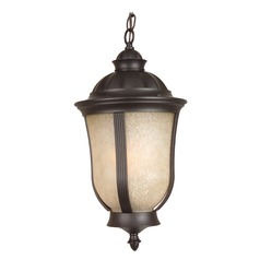 Craftmade Lighting Frances Ii Es Oiled Bronze Outdoor Hanging Light