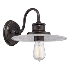 Quoizel Lighting Quoizel Lighting Admiral Imperial Bronze Sconce ADM8701IB