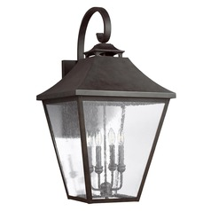 Feiss Lighting Galena Sable Outdoor Wall Light