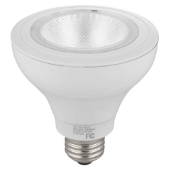 Dimmable PAR30S Flood LED Light Bulb (3000K) - 60-Watt Equivalent