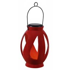 Kenroy Home Lighting Seriously Solar Red LED Solar Light