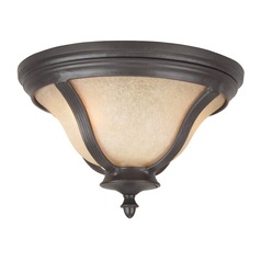 Craftmade Lighting Frances Ii Es Oiled Bronze Close To Ceiling Light