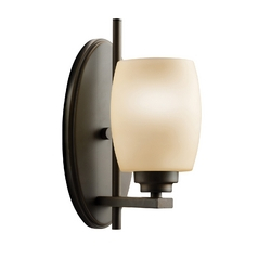 Kichler Umber Glass Sconce