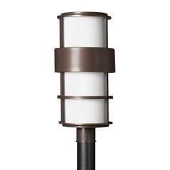 Solid Brass Outdoor Post Light