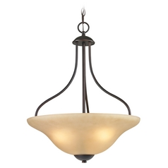 Thomas Lighting Conway Oil Rubbed Bronze Pendant Light