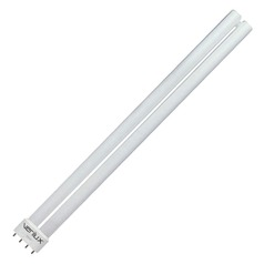 Twin Tube Fluorescent Light Bulb - 36-Watts