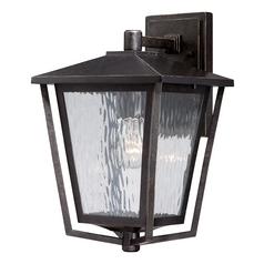 Quoizel Lighting Quoizel Lighting Alfresco Imperial Bronze Outdoor Wall Light ALF8410IB