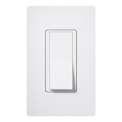 General Purpose White Paddle Light Switch