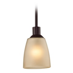 Cornerstone Lighting Jackson Oil Rubbed Bronze Mini-Pendant Light