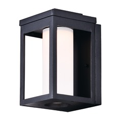Maxim Lighting Salon LED Black LED Outdoor Wall Light