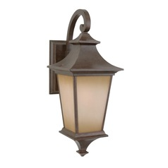 Craftmade Lighting Argent Aged Bronze Outdoor Wall Light