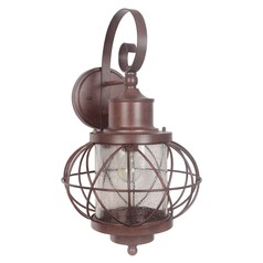 Craftmade Lighting Revere Aged Bronze Outdoor Wall Light