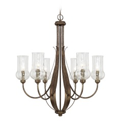 Capital Lighting Rowan Rustic Chandelier