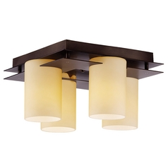 Four-Light Ceiling Light