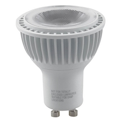 6.5-Watt MR16 GU10 Flood LED Light Bulb (2700K) - 50-Watt Equivalent