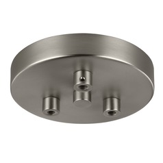 Feiss Lighting Satin Nickel Ceiling Adaptor