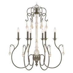 Capital Lighting Vineyard French Country Chandelier