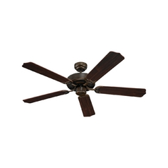 Ceiling Fan Without Light in Russet Bronze Finish