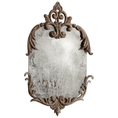 Findabair Rectangle 14.75-Inch Mirror