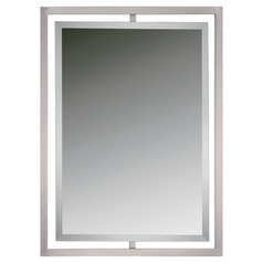 Quoizel Reflections Rectangle 24-Inch Mirror