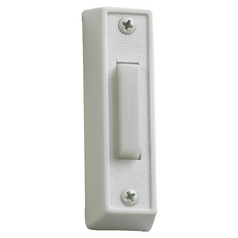 Quorum Lighting White Doorbell Button