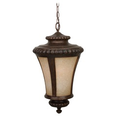 Craftmade Lighting Prescott Peruvian Bronze Outdoor Hanging Light