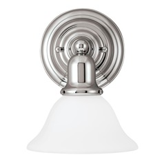 Sea Gull Lighting Sussex Chrome LED Sconce